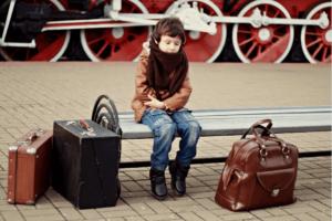 Ritual para proteger el equipaje